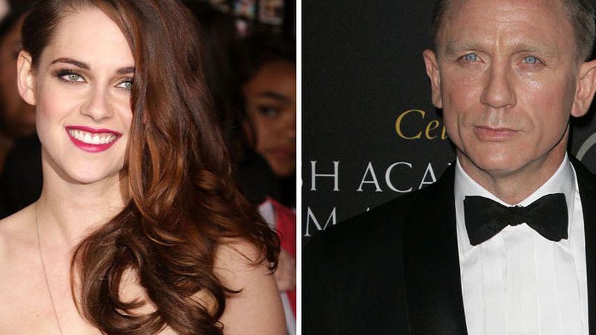 Daniel Craig: Kleiner Diss gegen Kristen Stewart