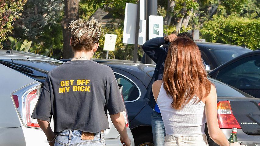 Kristen Stewart und ihre Freundin Sara Dinkin