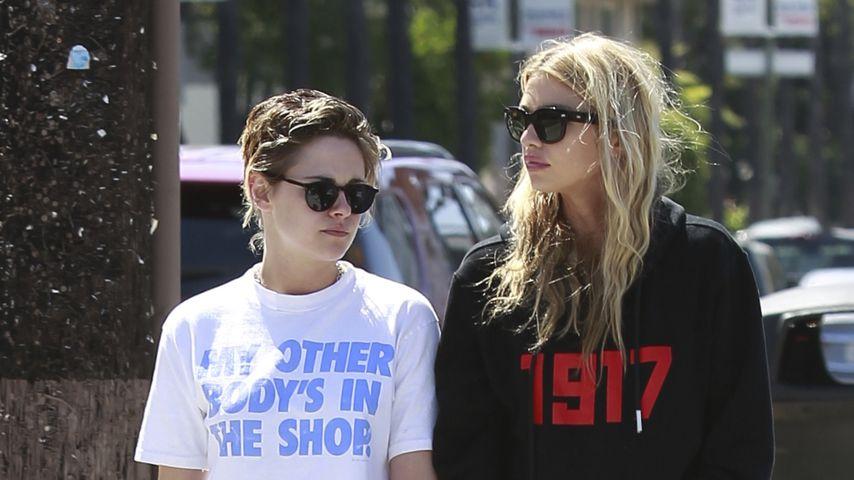 Kristen Stewart und Stella Maxwell in Los Angeles
