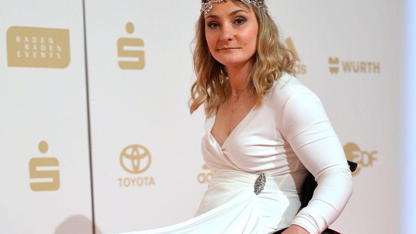 """Kristina Vogel bei der """"Sportler des Jahres""""-Gala"""
