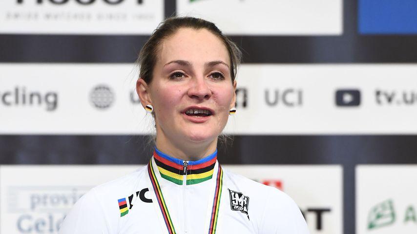 Kristina Vogel, deutsche Bahnrad-Olympiasiegerin