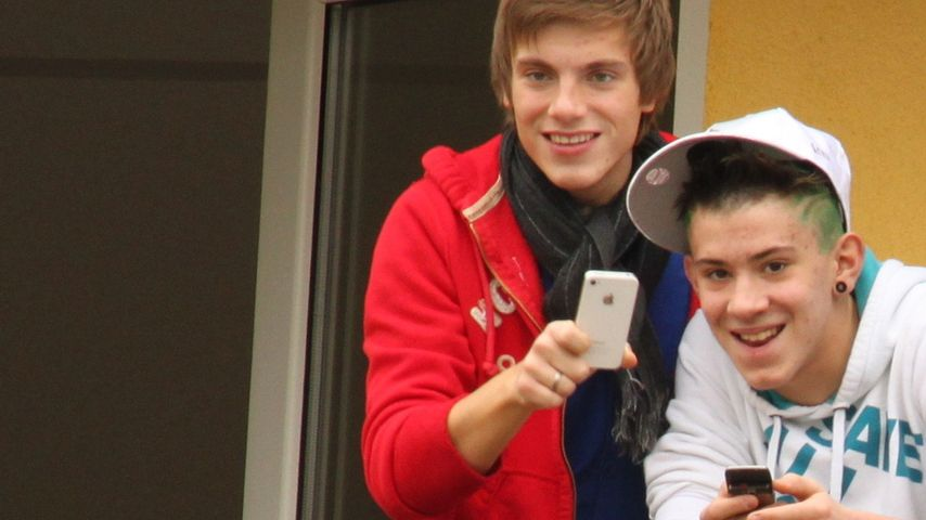 DSDS: Kristof & Daniele singen Samstag ein Duett!