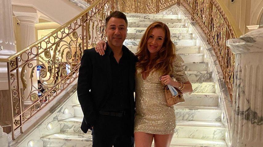 Kubilay Özdemir und Georgina Fleur in Dubai