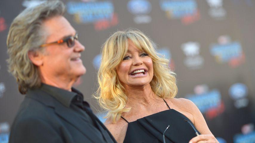 """""""Toll, dass ich noch da bin!"""": Goldie Hawn wird morgen 70"""