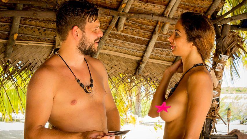 """Kush und Janina Youssefian bei """"Adam sucht Eva"""""""