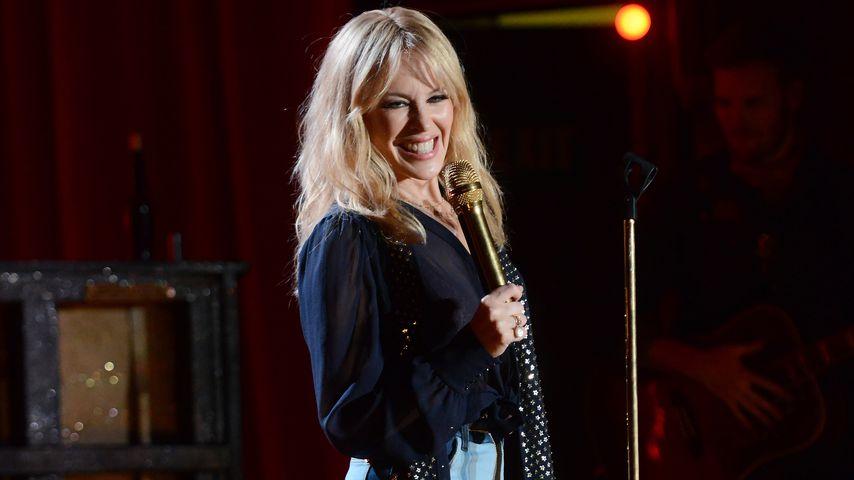 """Kylie Minogue bei """"Markus Lanz"""""""