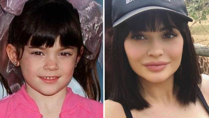 Zum 21. Geburtstag: Kylie Jenner postet süße Throwback-Pics