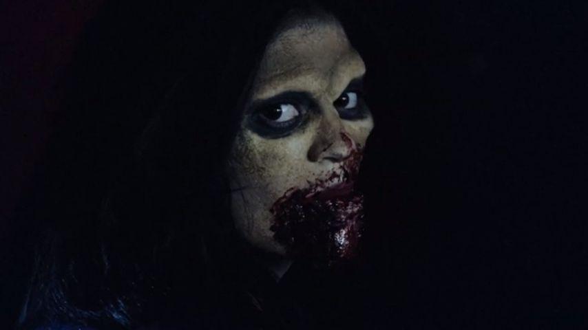 Grusel-Clip: Kylie Jenner spielt für Tyga einen Zombie