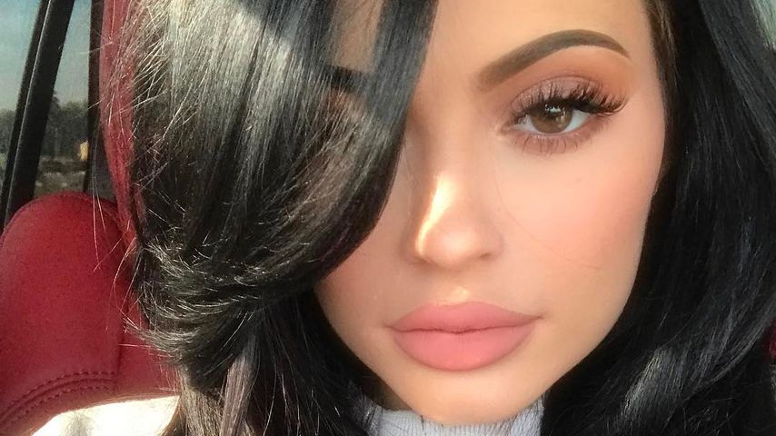"""Kylie Jenner, """"Keeping up with the Kardashians""""-Star"""