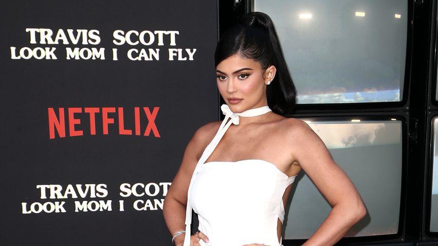 """Kylie Jenner bei der Netflix-Premiere von """"Travis Scott: Look Mom I Can Fly"""", August 2019"""