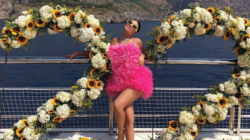 Kylie Jenner in Italien
