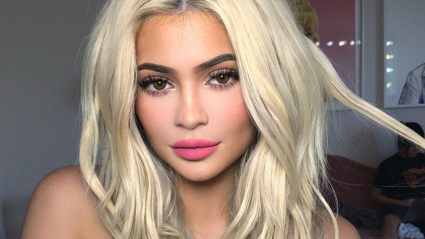 Barbie-Mähne: Kylie Jenner trägt jetzt blonde Extensions!