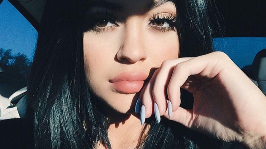 Lippen-OP? Kylie Jenner schminkt sich bloß perfekt