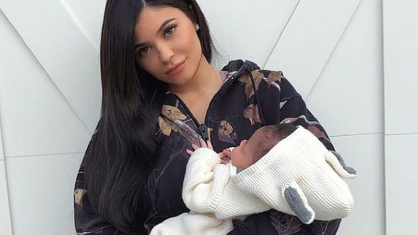 Kylie Jenner keine gute Mama? DAFÜR gibt's jetzt Mega-Hate!