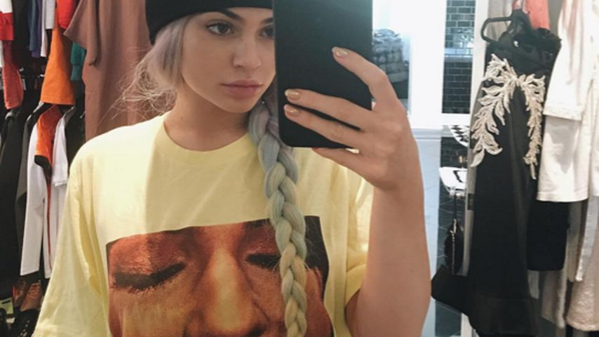 Mut zur Hässlichkeit? Kylie Jenner beweist Selbst-Ironie