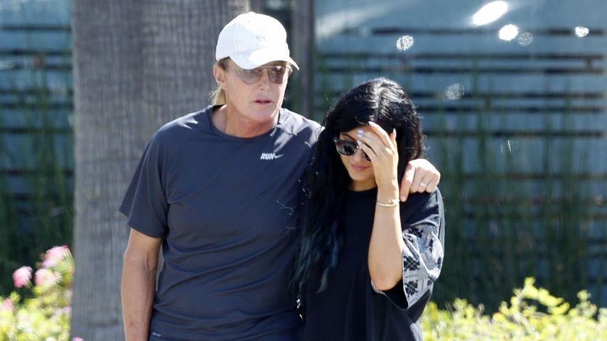 Kylie Jenners Figur-Geheimnis: Es ist Papa Bruce!