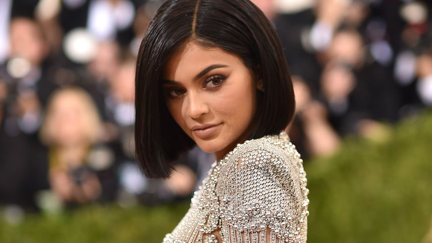 Kylie Jenner bei der Met-Gala in New York