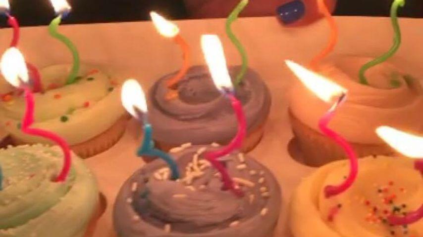 Kylie Jenners Geburtstagstörtchen