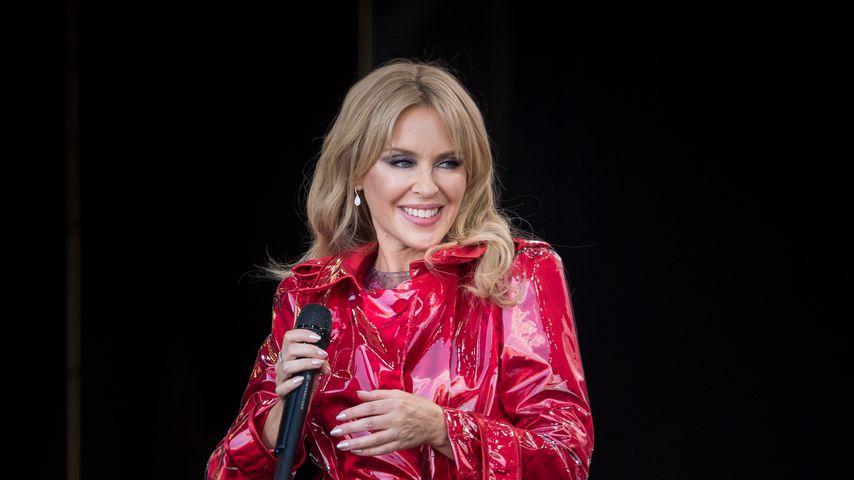 Kylie Minogue im Juni 2019