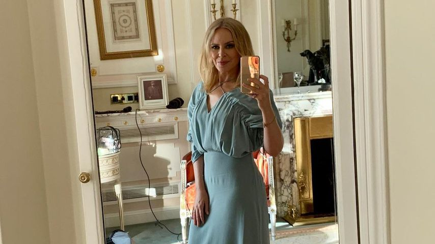Kylie Minogue im September 2020