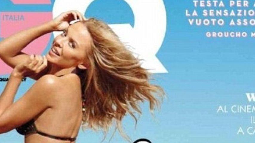 Po-Blitzer! Kylie Minogue lässt die Hüllen fallen