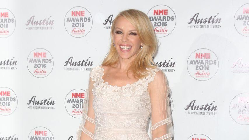 Heimliche Hochzeit mit Joshua? Jetzt spricht Kylie Minogue!
