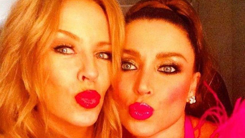 Kylie und Dannii Minogue