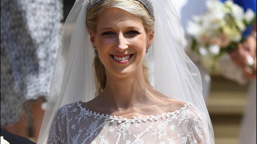 Auf Hochzeitsempfang: So emotional war Lady Gabriellas Rede!