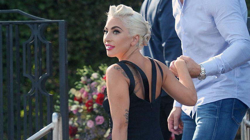 Lady Gaga beim Filmfestival in Venedig