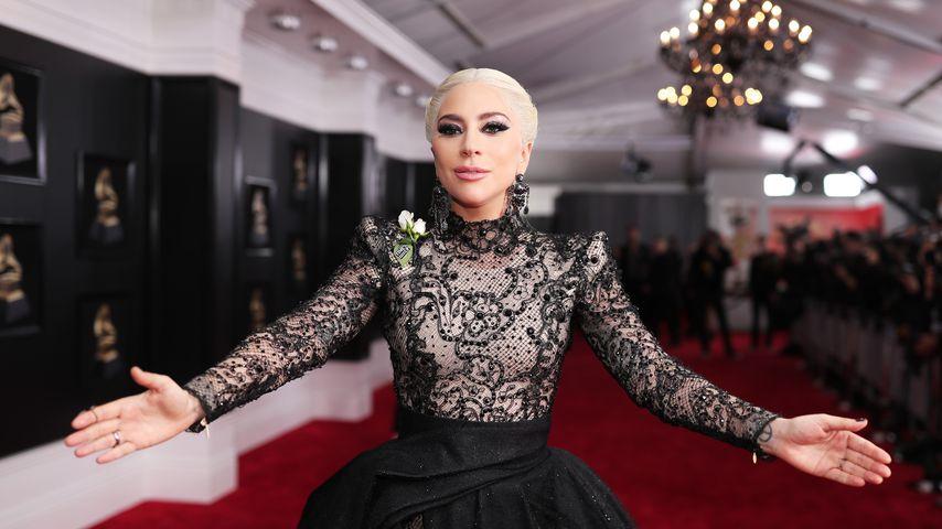 Lady Gaga bei den Grammy Awards 2018