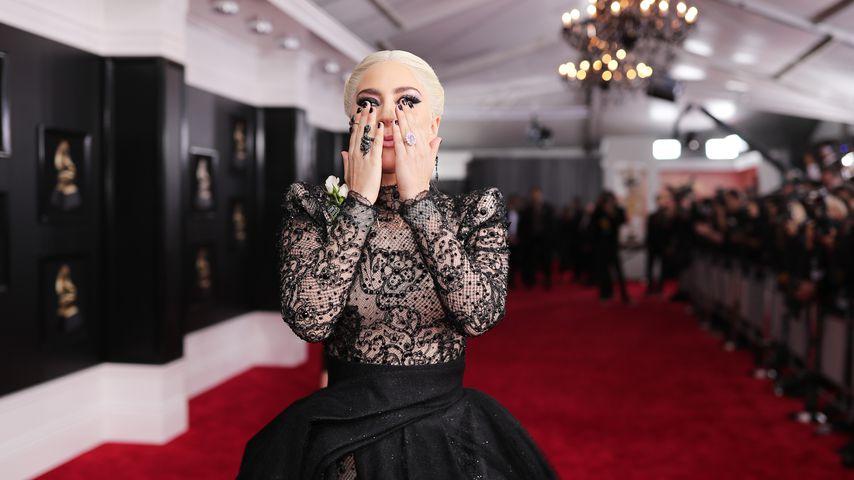 Lady Gaga bei der Verleihung der Grammy Awards 2018