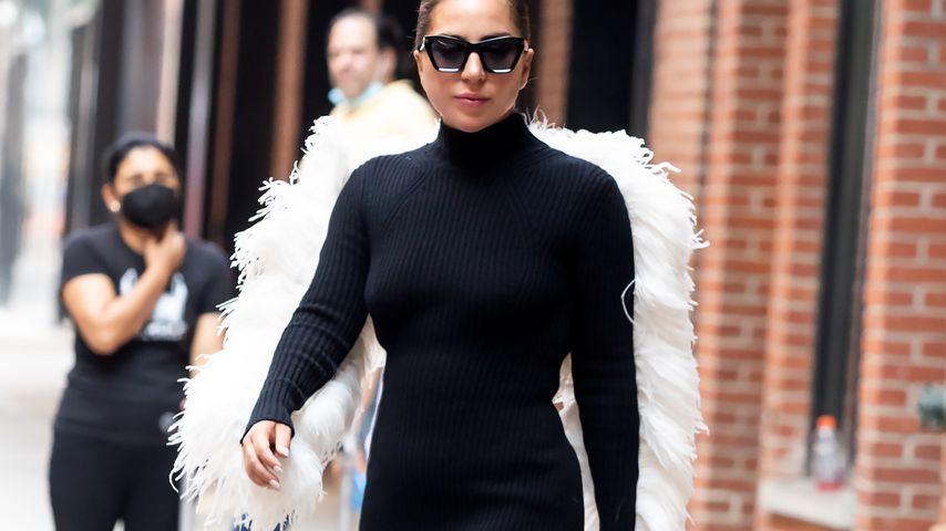 Lady Gaga in New York