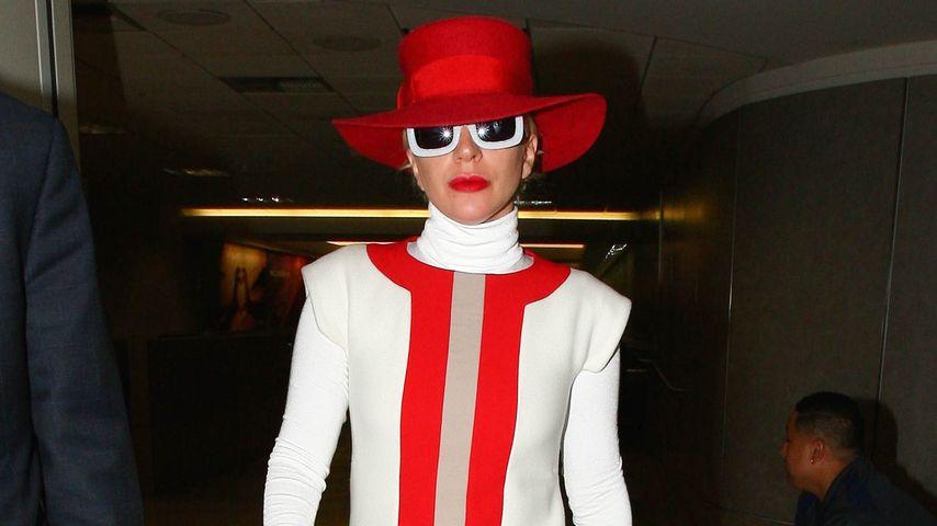 Elegant und chic: Lady GaGa kann auch ladylike