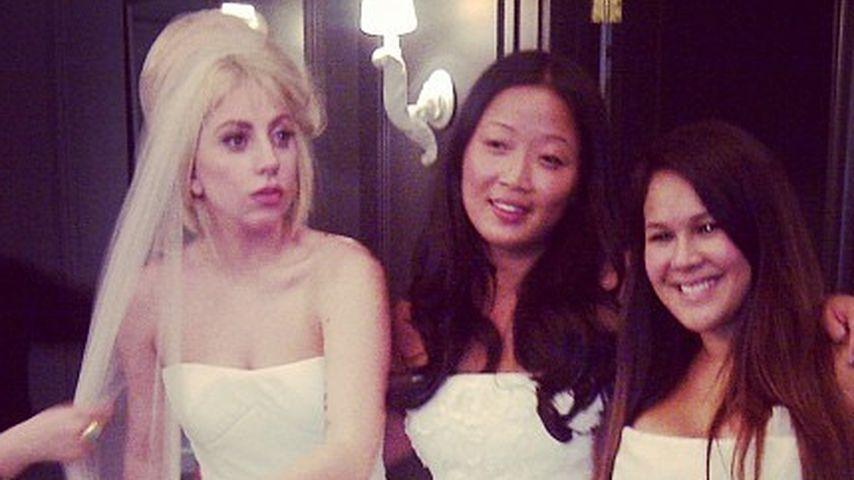 Lady GaGa: Hat sie etwa heimlich geheiratet?
