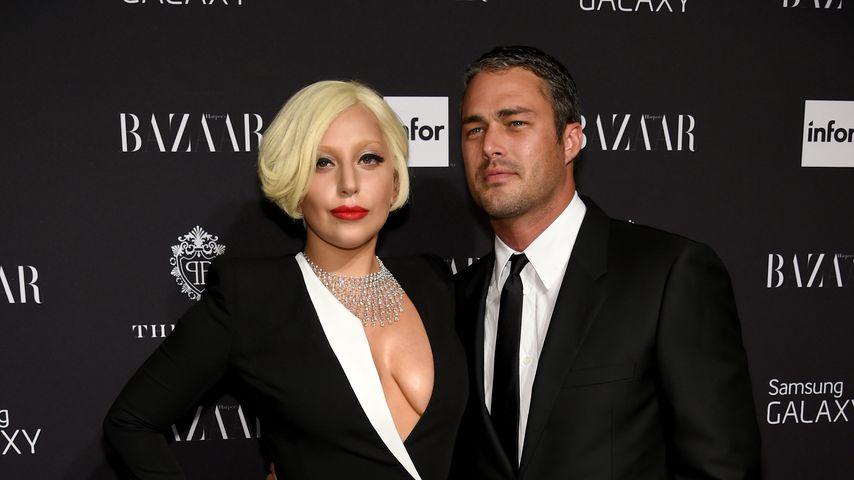 Verräterisch! Ist Lady GaGa mit Taylor verlobt?