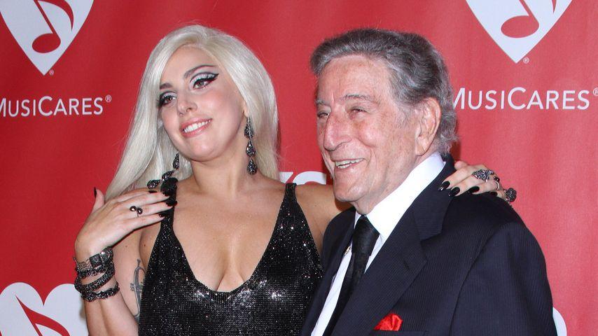 Lady GaGas Hochzeit: Ein Ständchen vom BFF