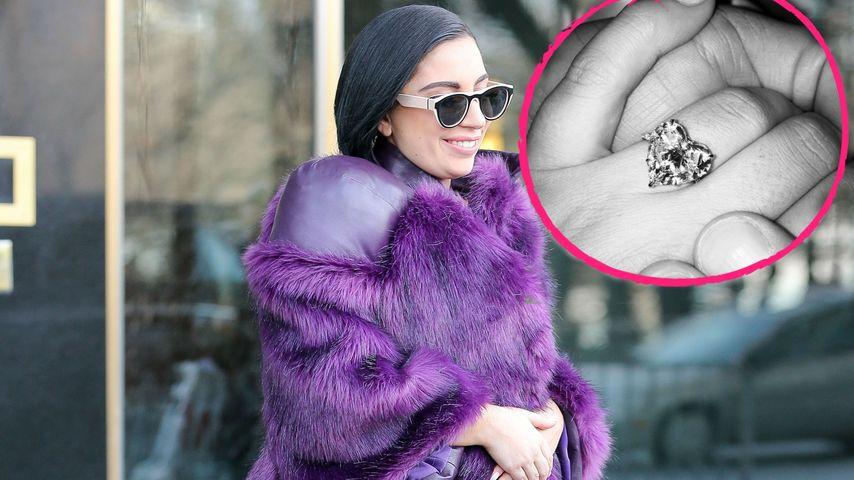 Bestätigt! Lady GaGa zeigt ihren Verlobungs-Ring
