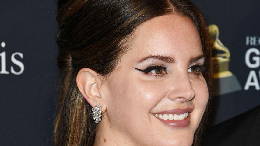 Lana Del Rey bei einer Pre-Grammy-Gala in Beverly Hills, Januar 2020