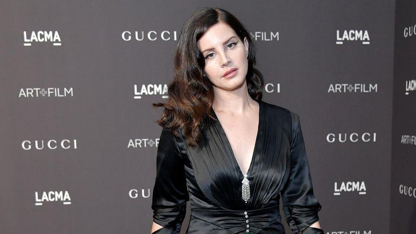 Lana Del Rey steht unter Strom!