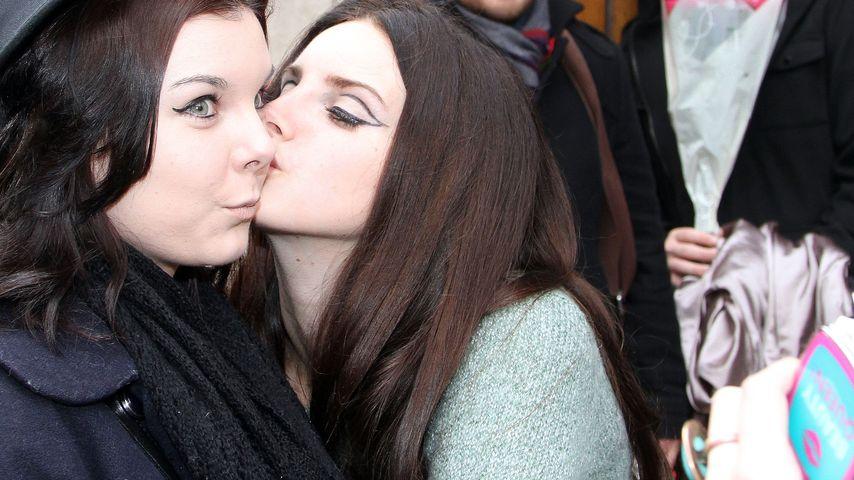 Lana Del Rey: Wenn das nicht Fan-Liebe ist...