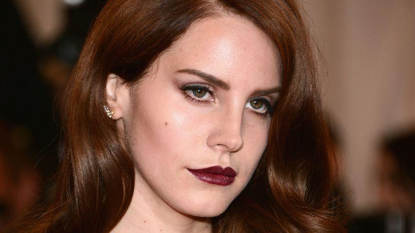 Lana Del Rey bei einer Gala im Metropolitan Museum
