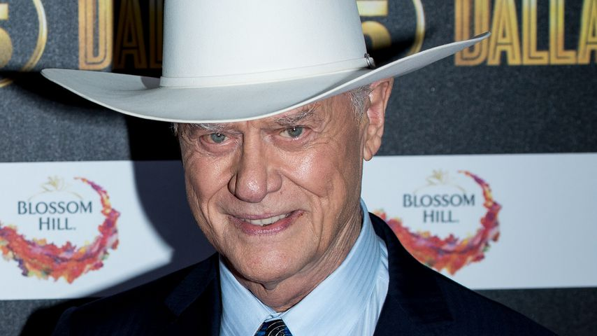 Larry Hagman im August 2012