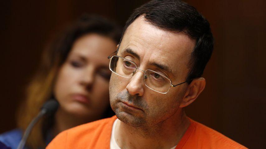 Larry Nassar vor Gericht in Lansing, Michigan