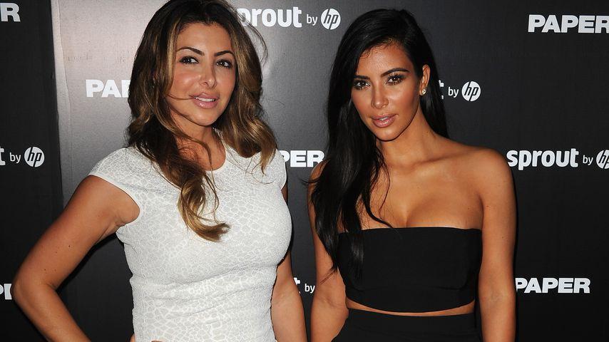 Larsa Pippen und Kim Kardashian
