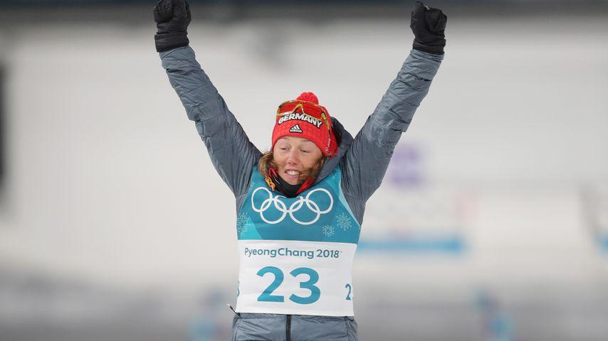 Nach 1. Olympia-Gold: Karriere-Ende für Laura Dahlmeier?