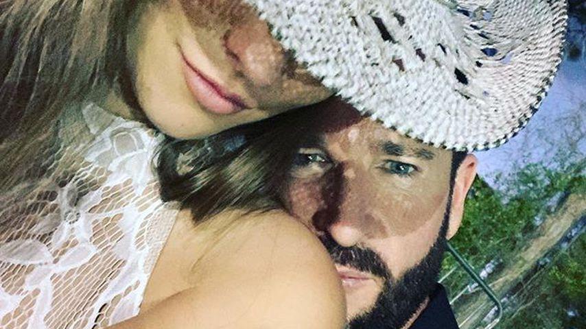 Laura M. und Michael Wendler