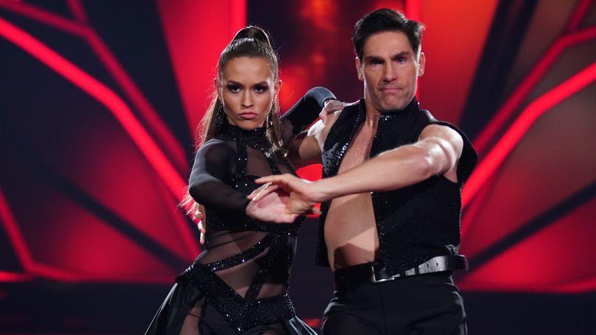 """Laura Müller und Christian Polanc in der dritten """"Let's Dance""""-Show"""