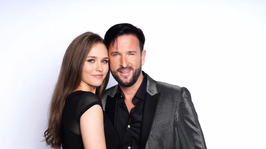 Laura Müller und Michael Wendler im März 2020 in Hürth