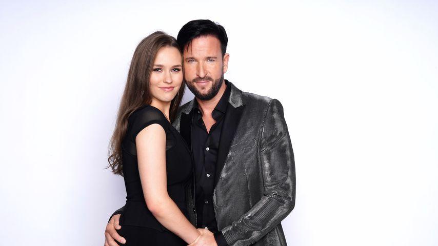 Laura Norberg und Michael Wendler im März 2020 in Köln