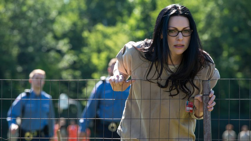 "Laura Prepon in ""Orange Is the New Black"""